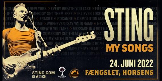 Horsens & Friends - Sting