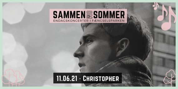 Horsens & Friends - Christopher / akustisk koncert