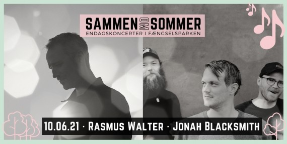 Horsens & Friends - Rasmus Walter / Jonah Blacksmith