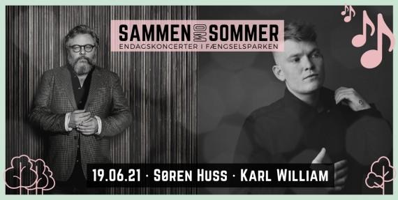 Horsens & Friends - Søren Huss / Karl William