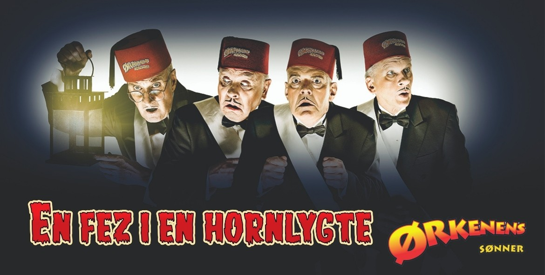 Horsens & Frined - Ørkenens sønner