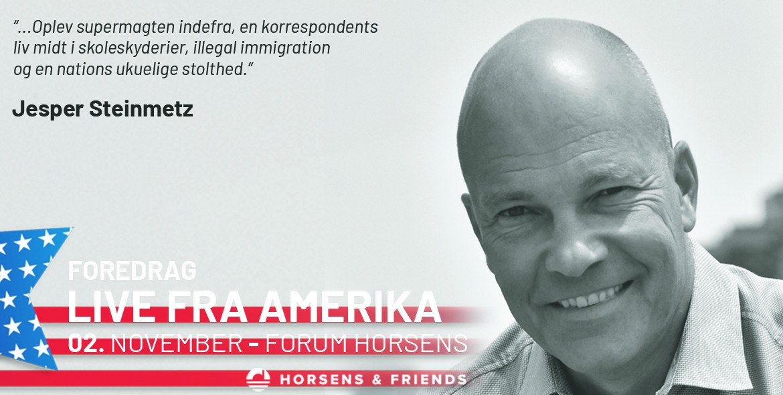 Horsens & Frined - Jesper Steinmetz