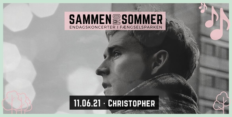 Horsens & Frined - Christopher / akustisk koncert